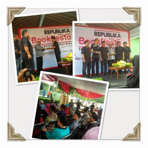 menulis opini di republika write your diary pelatihan menulis republika bookfiesta