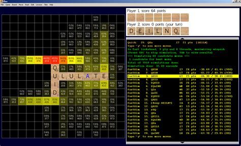 From My Forum Scrabble Software