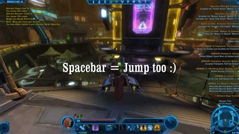 tutorial old republic star wars the old republic how to get a speeder tutorial