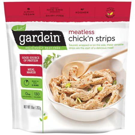 gardein™ meatless chick'n strips 10 oz. bag walmart.com