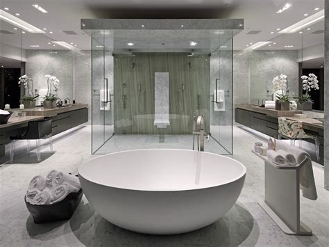 black master bathroom 10 luxury white master bathrooms you will love to have