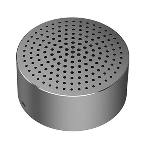 Xiaomi Mini Portable Speaker Bluetooth xiaomi mi portable bluetooth speaker gray specifications photo xiaomi mi