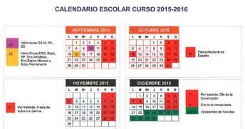 Calendario 2018 Granada Calendario Escolar Granada Para El Curso Escolar 2017 18