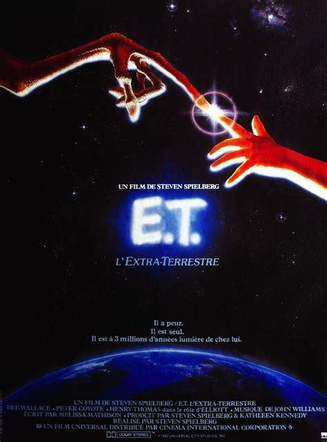 film et affiches posters et images de e t l extra terrestre 1982