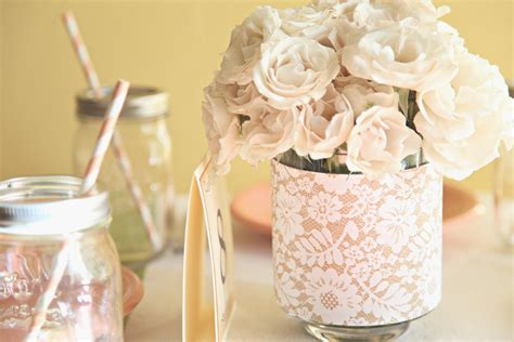 Handmade Centerpieces - unify handmade centerpiece decor idea