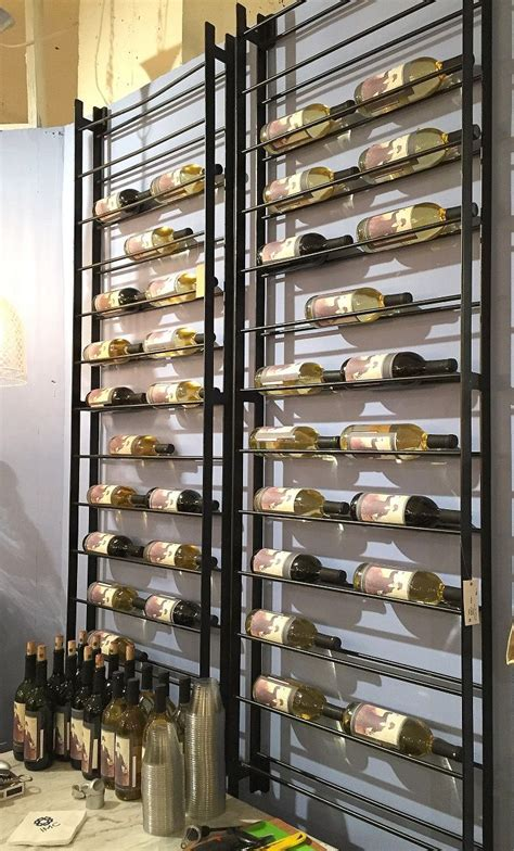 wine rack wall cabinet space saving wine rack wall wine rack metal wine rack