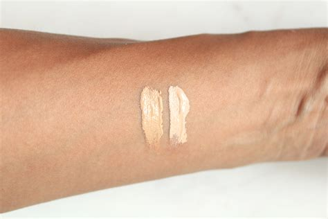 light sand shape shape contour concealer review swatches made