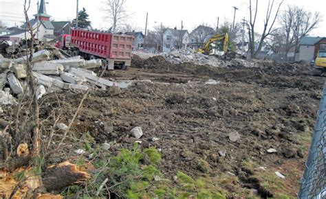 south side settlement house demolition of settlement house leaves another empty lot on south side
