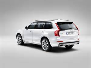 Volvo Xc90 2015 Price 2015 Volvo Xc90 Revealed With Fancy New Looks