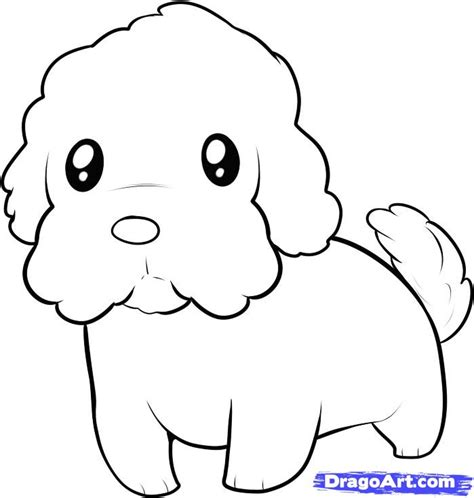 easy to draw puppy best photos of easy puppy drawing puppy drawing