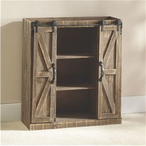 barn door storage cabinet barn door cabinet from seventh avenue d9747188