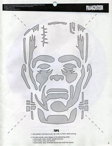 classic jack o lantern stencils free printable stencils oct31st org