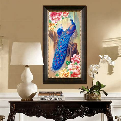 diamond home decor compare prices on modern peacock online shopping buy low
