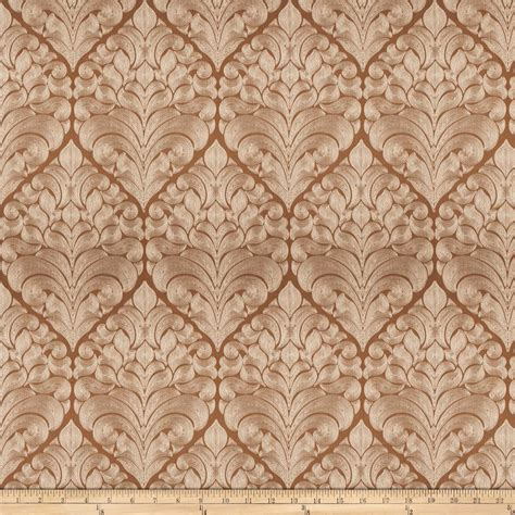 Fabricut Chandelier Jacquard Copper Discount Designer Chandelier Fabric