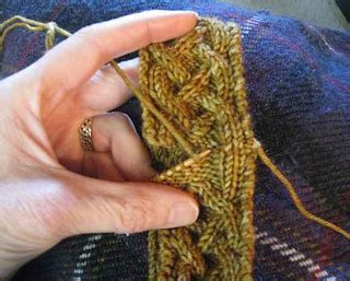 grafting knitting in pattern ravelry half graft photo tutorial pattern by carroll