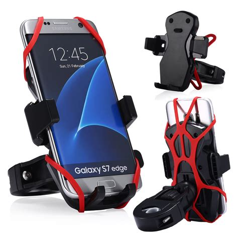 Bicyclebike Phone Holder For Smartphone T0210 4 universal motorcycle mtb bike bicycle handlebar mount holder for cell phone gps ebay