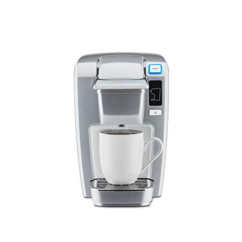 Keurig Coffee Maker keurig k15 classic single serve coffee maker white shop
