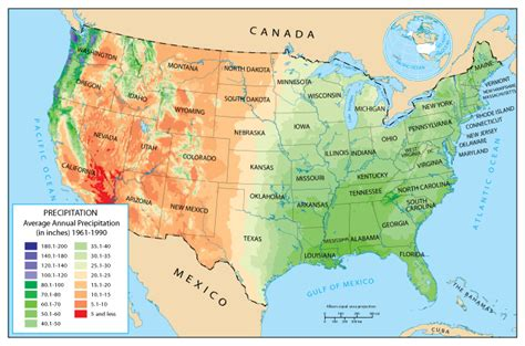 us weather patterns map the impact of weather on human settlement patterns free