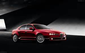 Alfa Romeo Wallpapers 2009 Alfa Romeo 159 Widescreen Car Wallpaper 03 Of