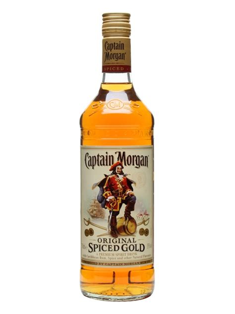 morgans spiced cocktails captain spiced gold rum spirit drink the whisky