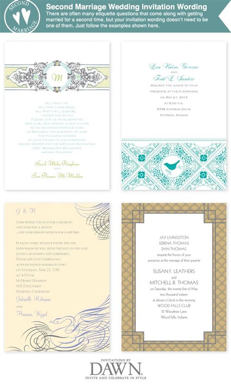 wedding invitation wording for second marriage wedding invitation wording for a second marriage wedding help tips invitations