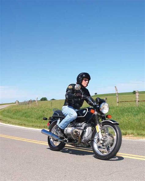 1975 bmw motorcycle ten days with a 1975 bmw r90 6 classic german