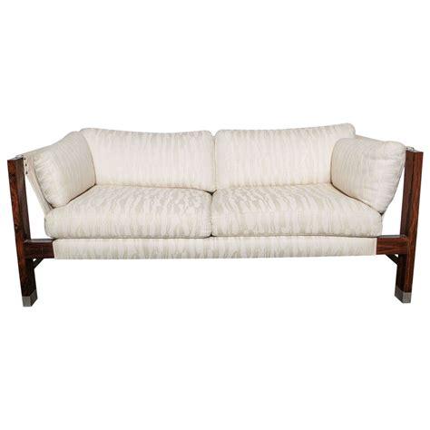 sling sofa milo baughman sling sofa at 1stdibs