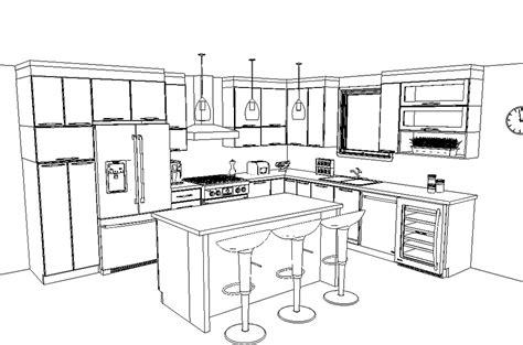 fa軋des de cuisine sur mesure conception de plans sur mesure armoires de cuisine