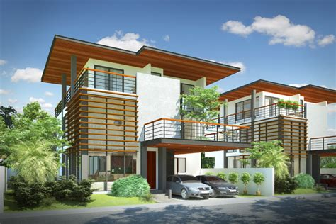 Dream House In The Philippines DMCI Best Modern House Plans Designs 2014
