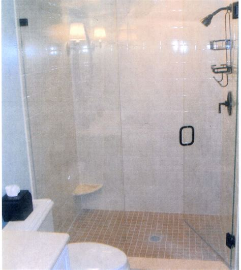 Frameless Shower Doors Are Modern Clean And Contemporary Modern Glass Shower Doors
