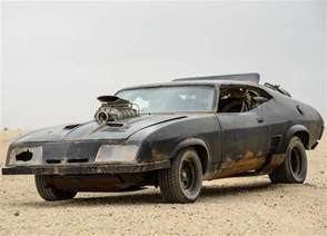 new mad max car interceptor from mad max fury road photos mad max