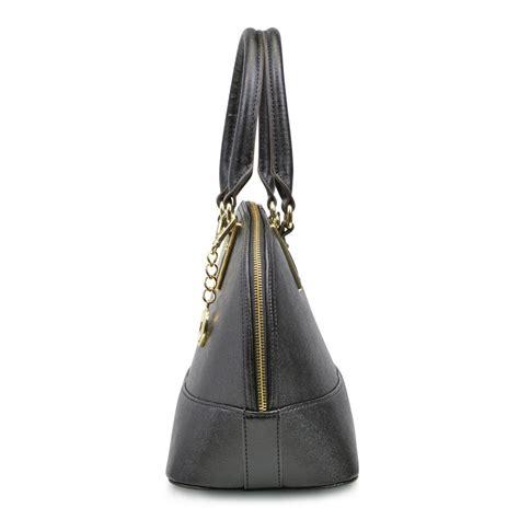 Klein Smart Satchel klein shimmer dome satchel black one size
