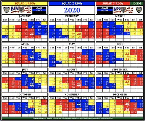 rdo calendar    printable calendar templates