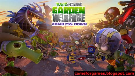 Plants Vs Zombies Garden by Plants Vs Zombies Garden Warfare Just For Gamers