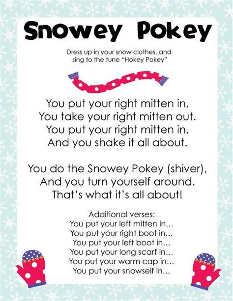 christmss preschool poems 16 best winter poems kindergarten images on preschool winter school and winter