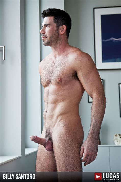 Billy Santoro Gay Porn Models Lucas Entertainment Official Website