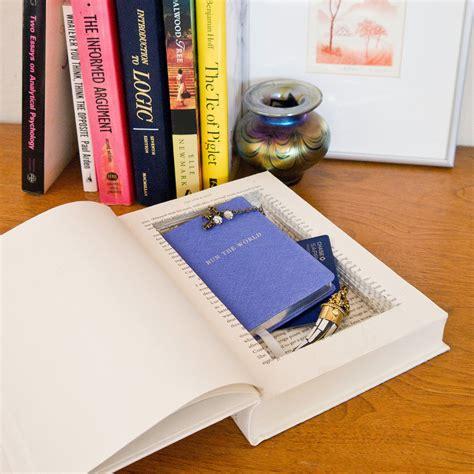 best diy craft books diy stash book popsugar smart living