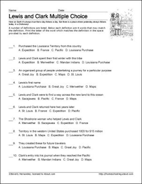 lewis and clark challenges lewis and clark worksheets and coloring pages coloring