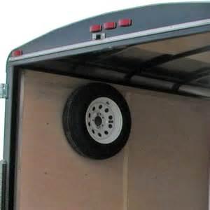 Enclosed Trailer Tire Spare Tire Mount Enclosed Trailer Interior Mirage