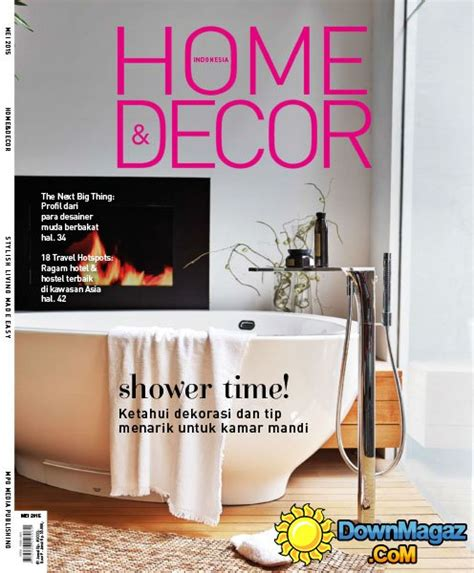 home interior design magazine pdf home decor indonesia may 2015 187 download pdf magazines