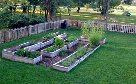 How To Set Up A Raised Garden Bed Setting Up Raised Garden Beds Setting Up A Raised Bed Garden Plot Gardening Pinterest How To