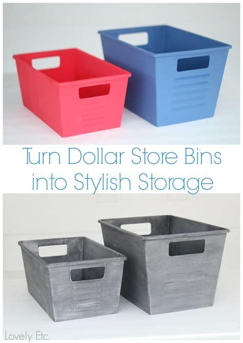 Plastik Dollar make plastic dollar store containers look like metal