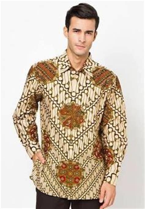 Kemeja Robin White Black Ak Kemeja Pria Katun Stretch Putih Combi danar hadi kemeja batik bos colet in batik