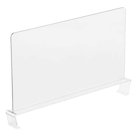 Container Store Shelf Dividers by Elfa D 233 Cor Shelf Dividers The Container Store