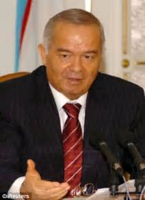 uzbek president islam karimov left placed his daughter guinara could semi naked pictures of islam karimov s daughter