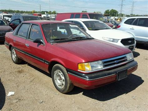 all car manuals free 1987 ford tempo auto manual auto auction ended on vin 1fapp36x1mk126609 1991 ford tempo in il chicago north