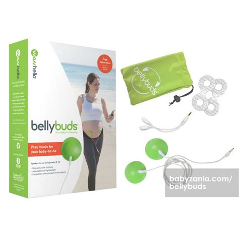 Jual Baby Belly Buds jual murah bellybuds bellyphone health safety di jakarta