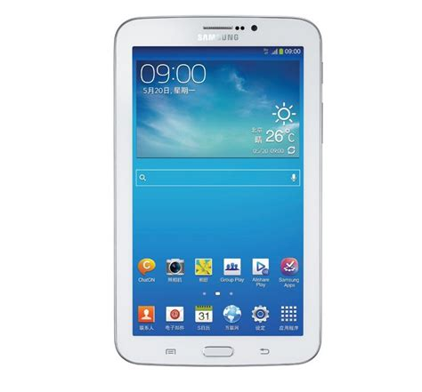 Tablet Samsung Original original samsung galaxy tab 3 sm t210 android 4 1 dual