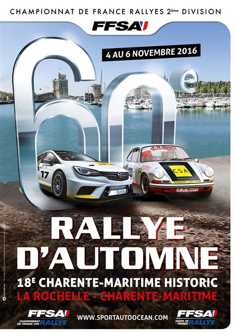 Rally D Automne by Rallye Automne La Rochelle 2016