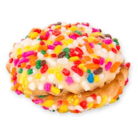 colored sprinkles jelly cookies colored sprinkle bova s bakery bova s bakery